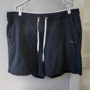 Nola shorts.  3x.